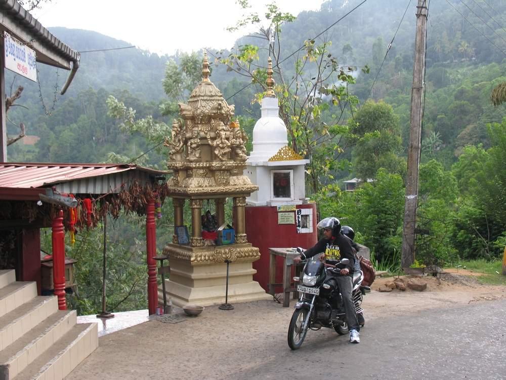 Элла Шри Ланка храм