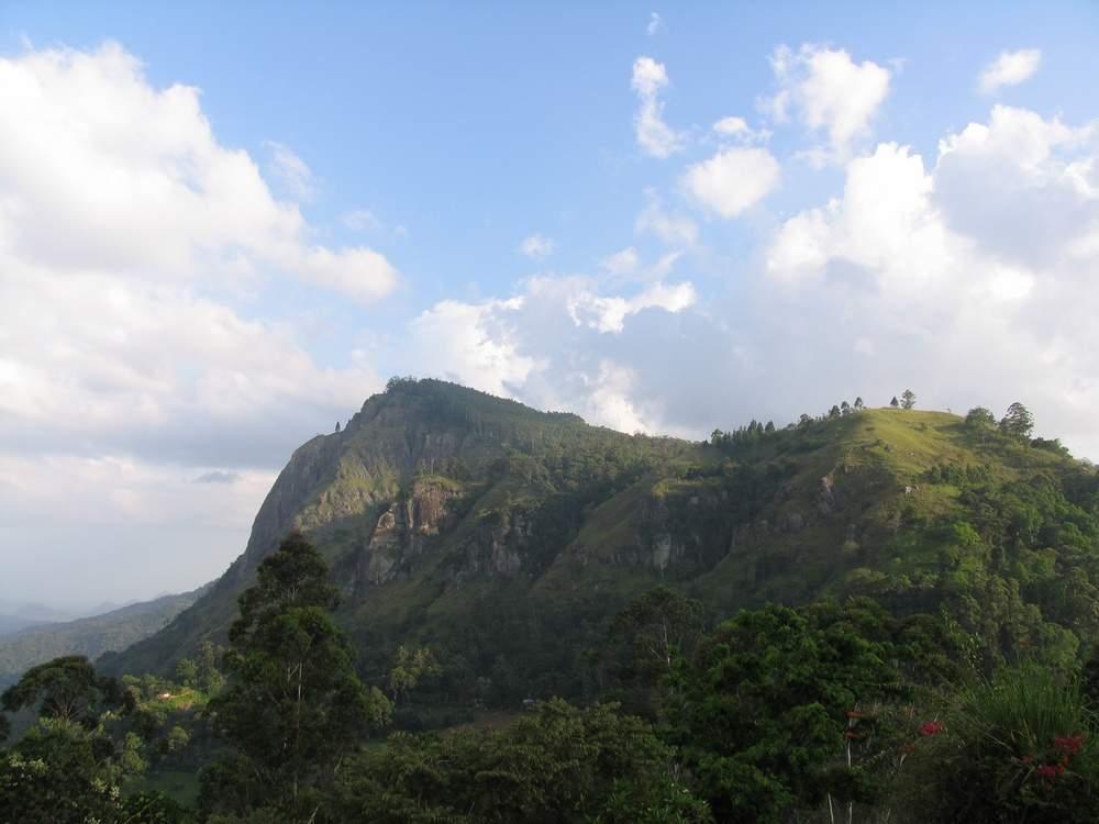 Элла Шри Ланка гора