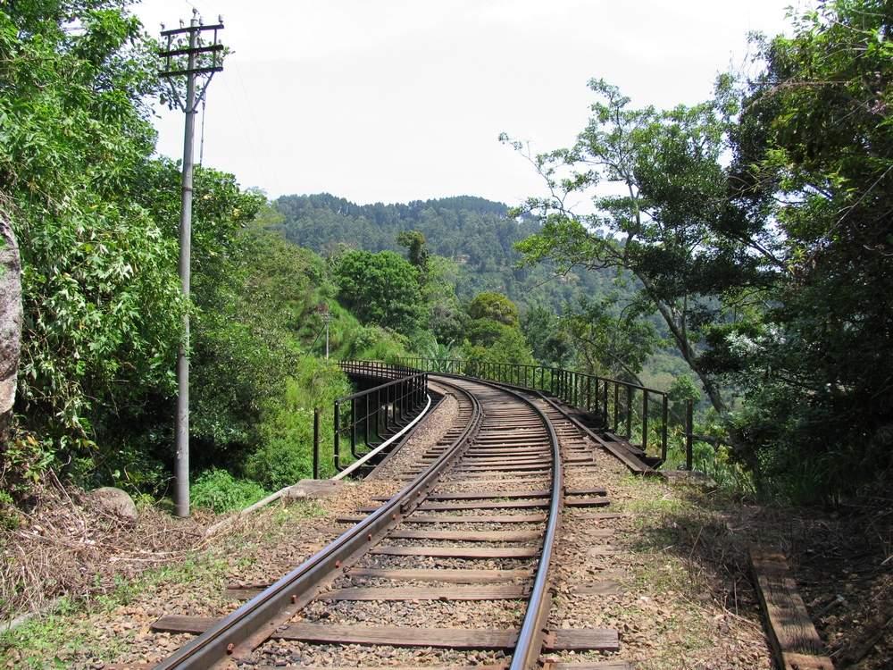 Элла Шри Ланка железная дорога