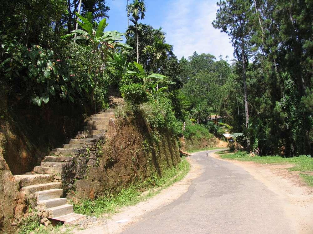 Малый пик Адама, Элла, Шри-Ланка