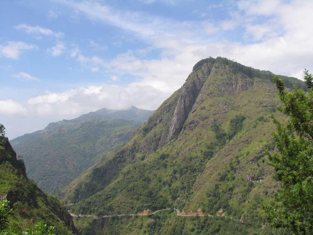 Малый пик Адама, Элла, Шри-Ланка 05