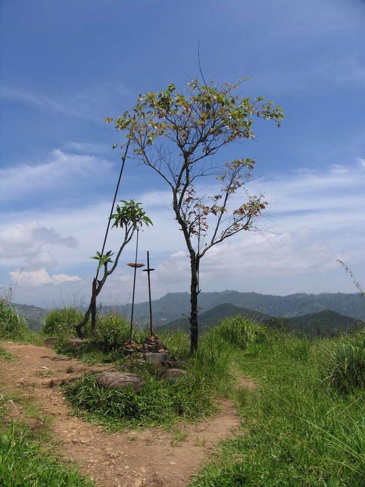 Малый пик Адама, Элла, Шри-Ланка 10