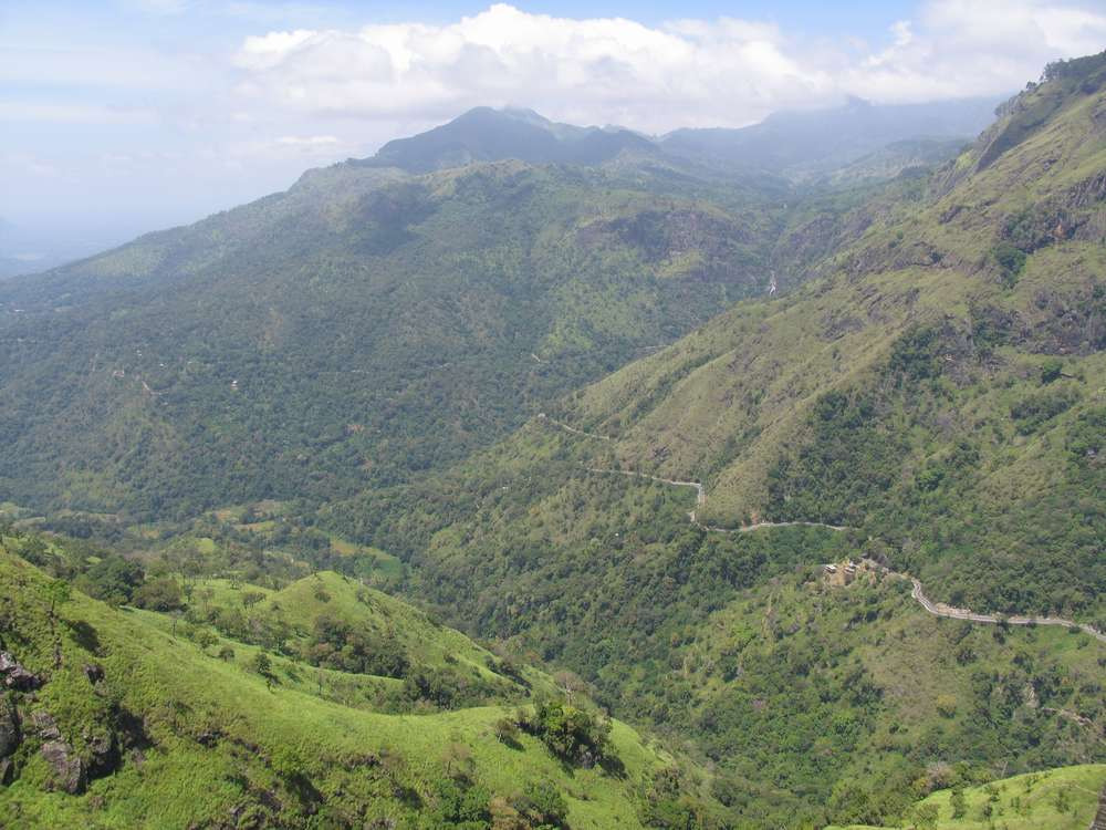 Малый пик Адама, Элла, Шри-Ланка 17