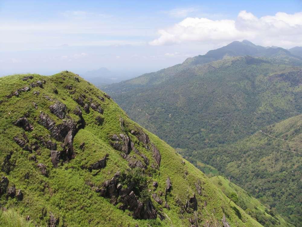 Малый пик Адама, Элла, Шри-Ланка 19
