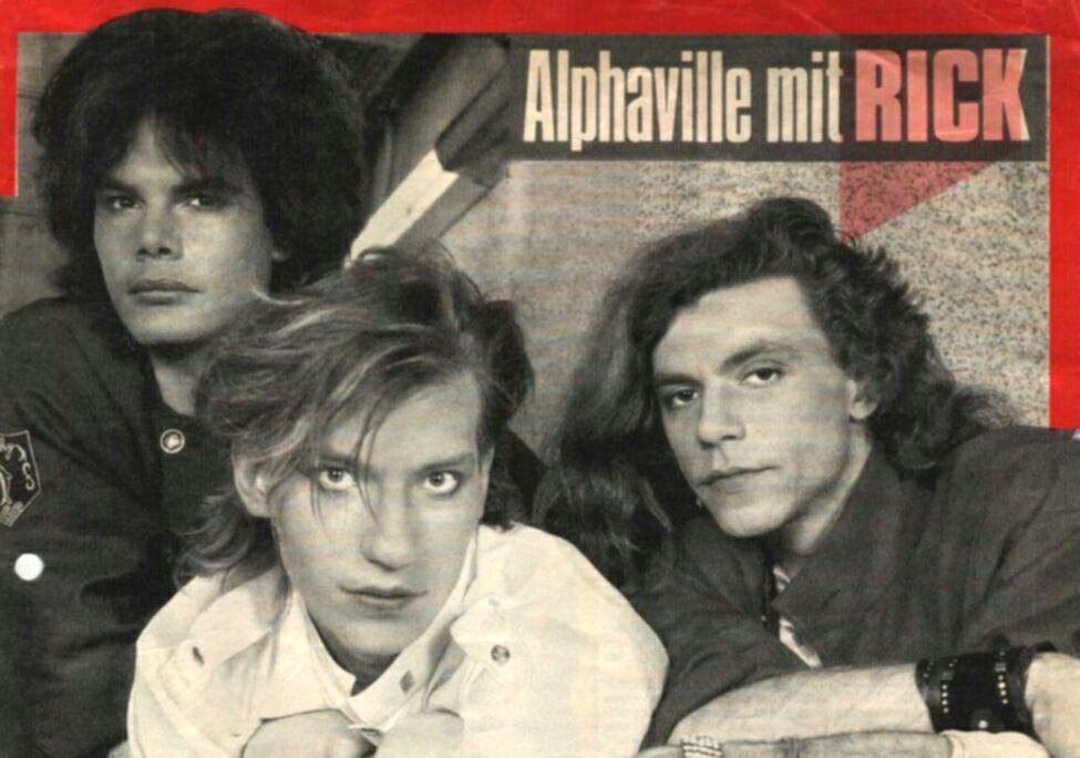 Alphaville mit rick