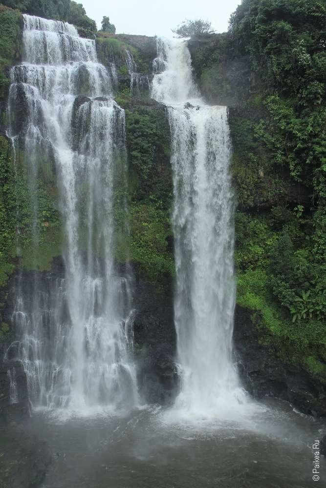 Водопад Тад Юанг Гнеуанг