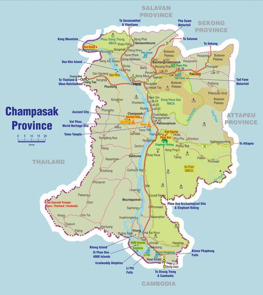 champasak_province_map