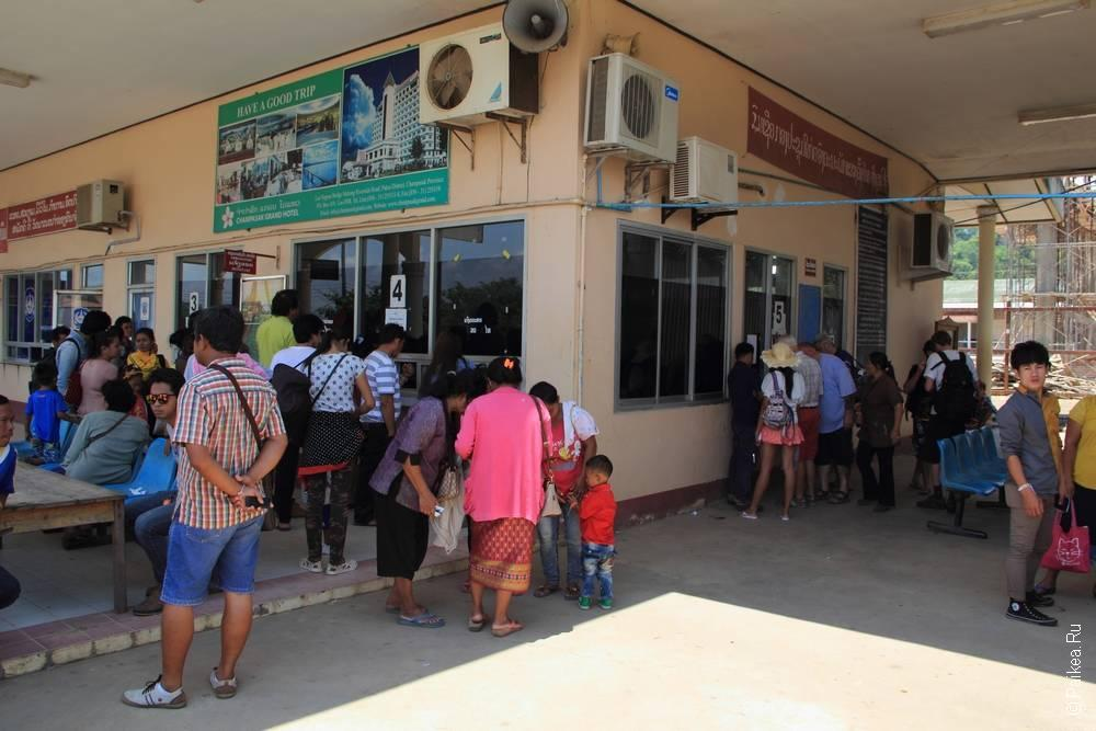 Автовокзал Аркада в Чианг Мае (Arcada Bus Terminal, Chiang Mai)