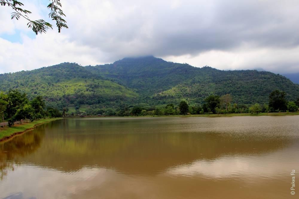 Лаос - Чампасак - Ват Пу (Laos