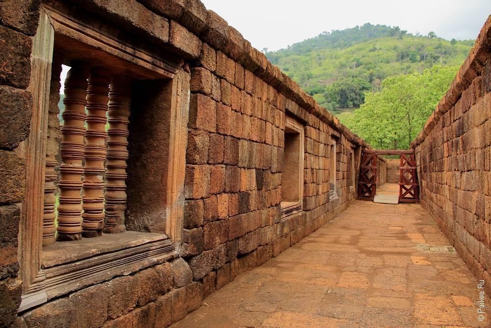 Ват Пу, Лаос, Чампасак
