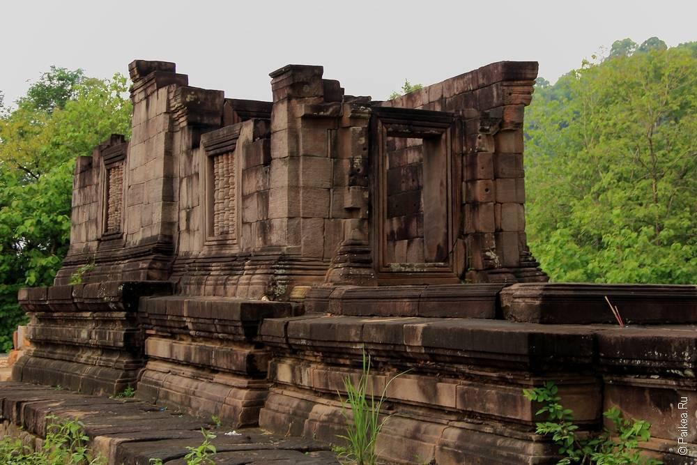 Южный дворец Ват Пху, Лаос