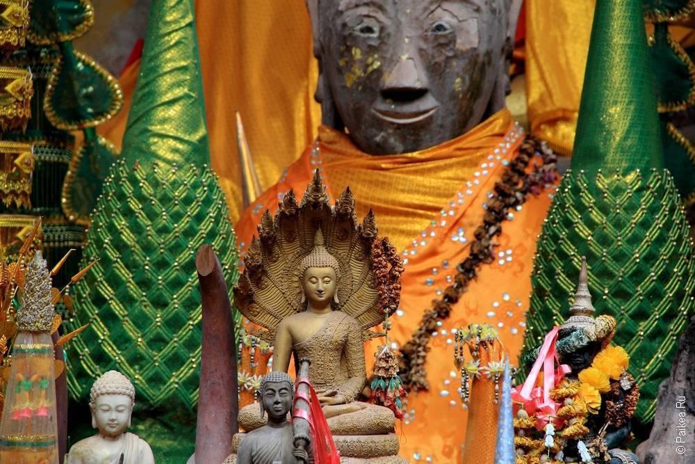 Лаос - Чампасак - Ват Пу (Laos - Champasak - Wat Phu)