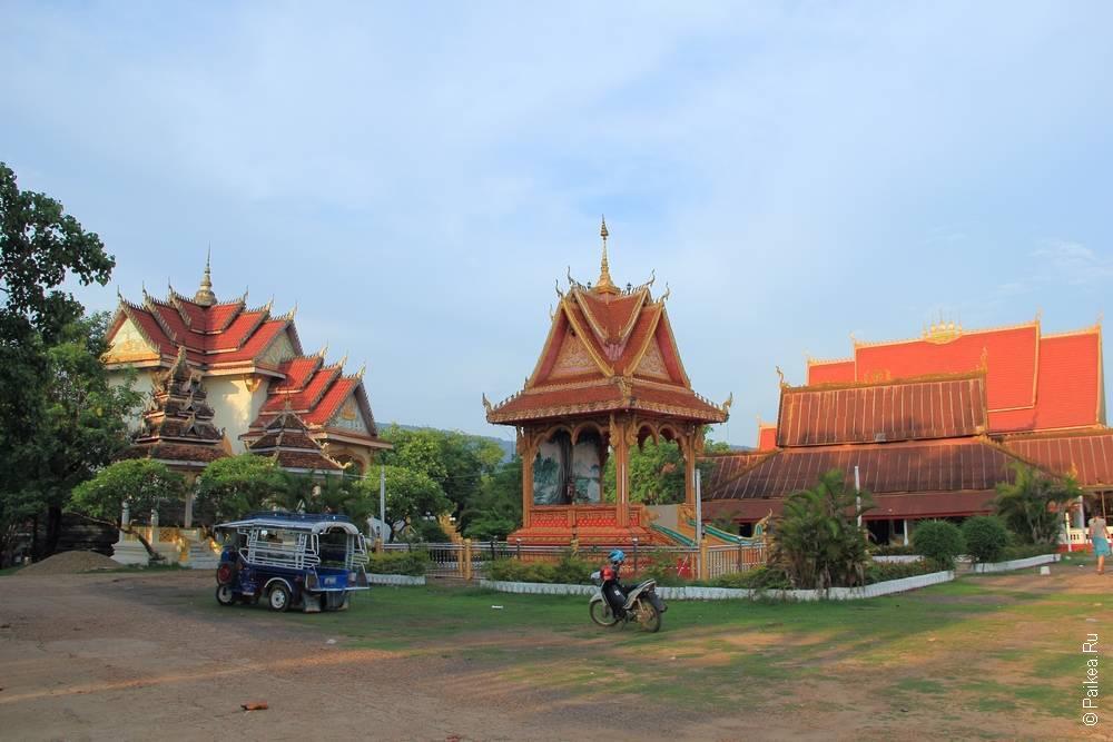 Лаос - Паксе (Laos - Pakse)