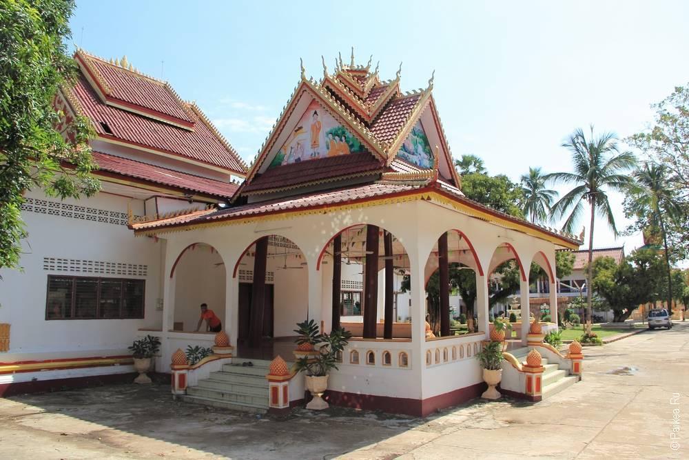Лаос - Такек и окрестности (Laos - Tha Khek area)