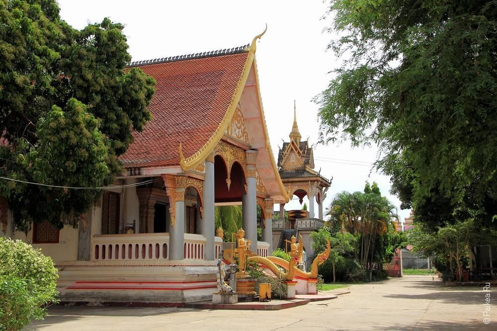 Лаос - Саваннакет (Laos - Savannakhet)