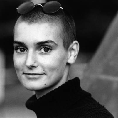 Sinead O'Connor portrait