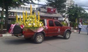 Праздник свечей в Таиланде (Khao Phansa)