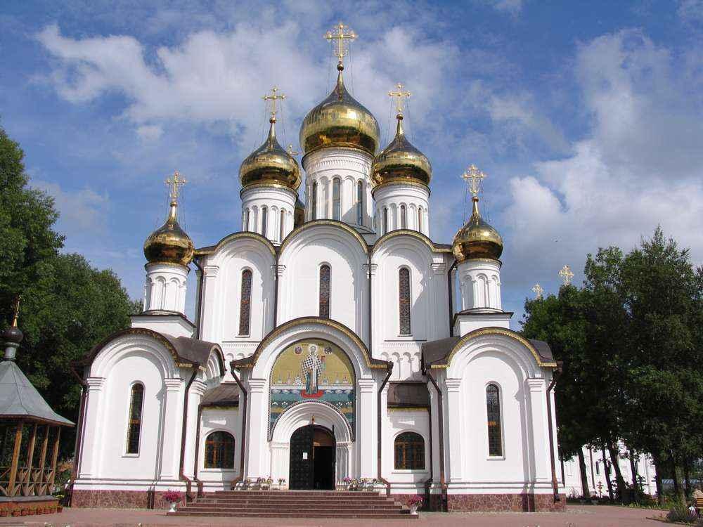 Никольский собор в Переславле