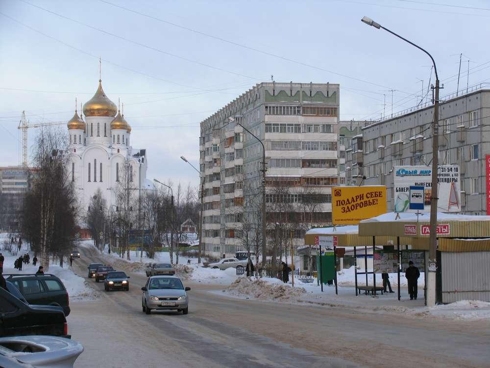 Панельные пятиэтажки скрывают Стефановский собор