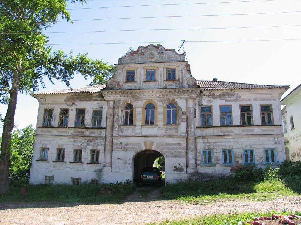 Дом в Калязине