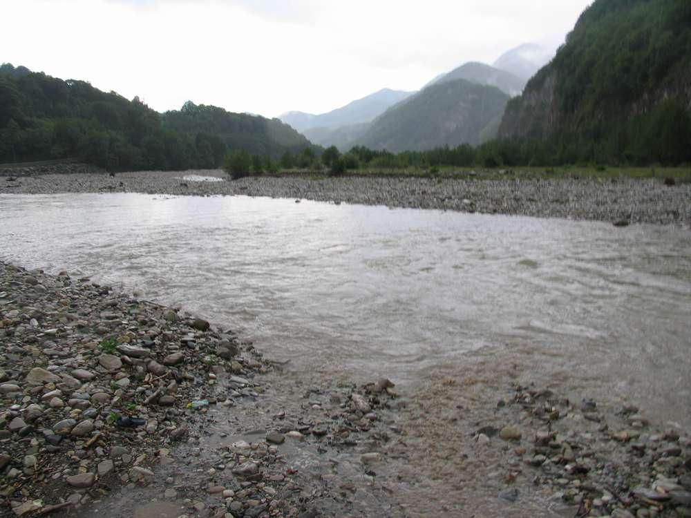 Река Аше