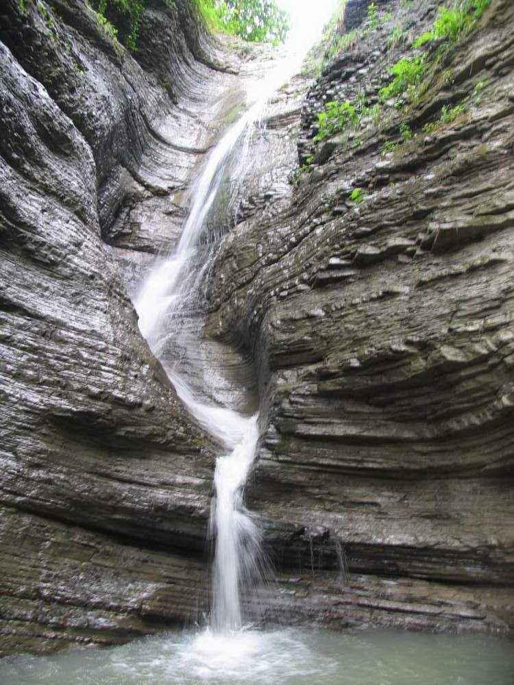 Фото водопада Псыдах