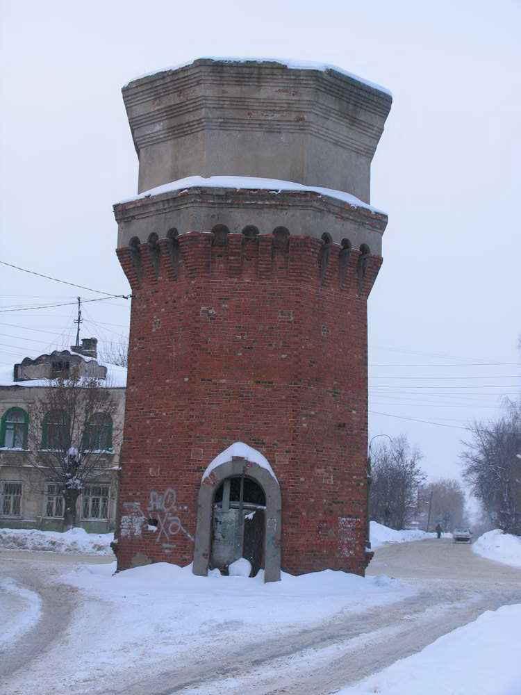 Добро пожаловать в зимние Кимры!