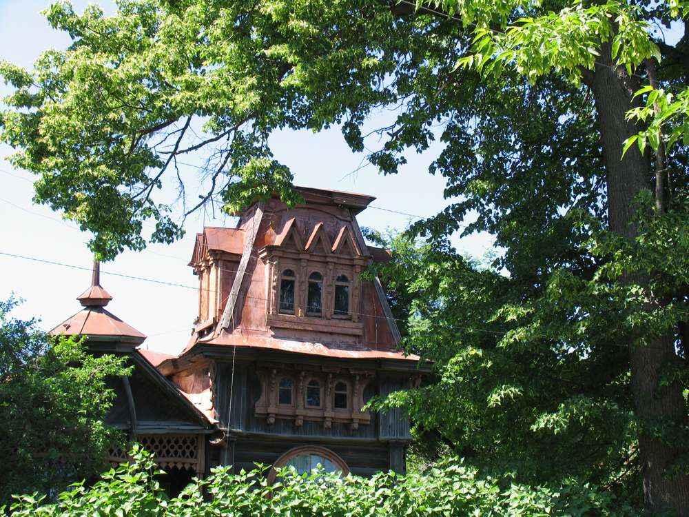 Удивительный дом
