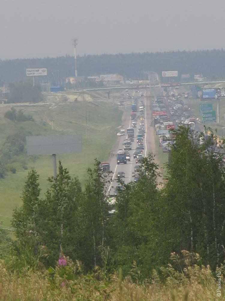 Новорижское шоссе фото