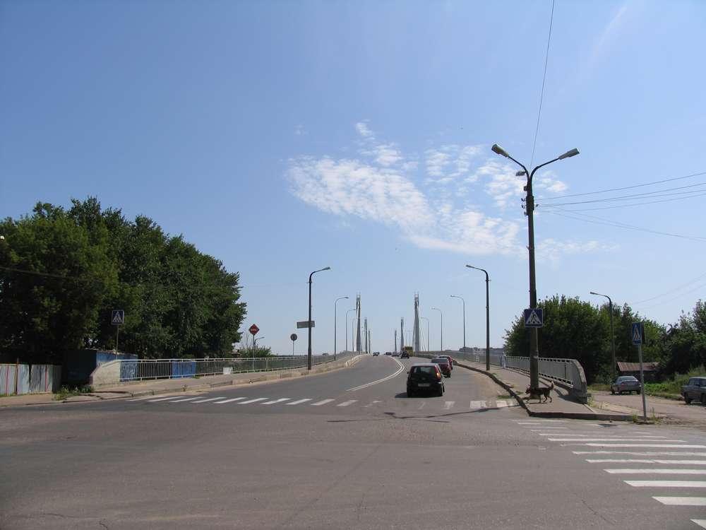 Через мост - Савелово