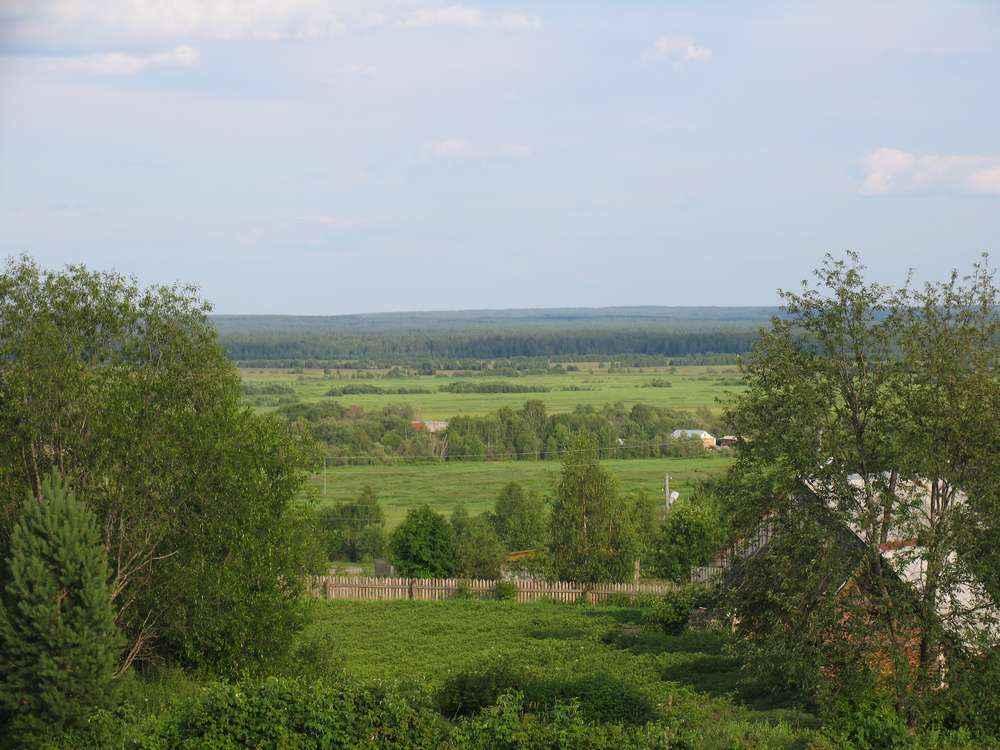 Деревня под Сыктывкаром