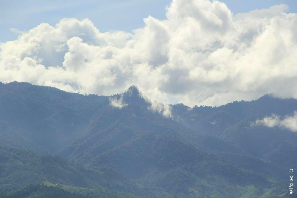 Горы невероятно красивы, ведь природа строит пирамиды лучше людей