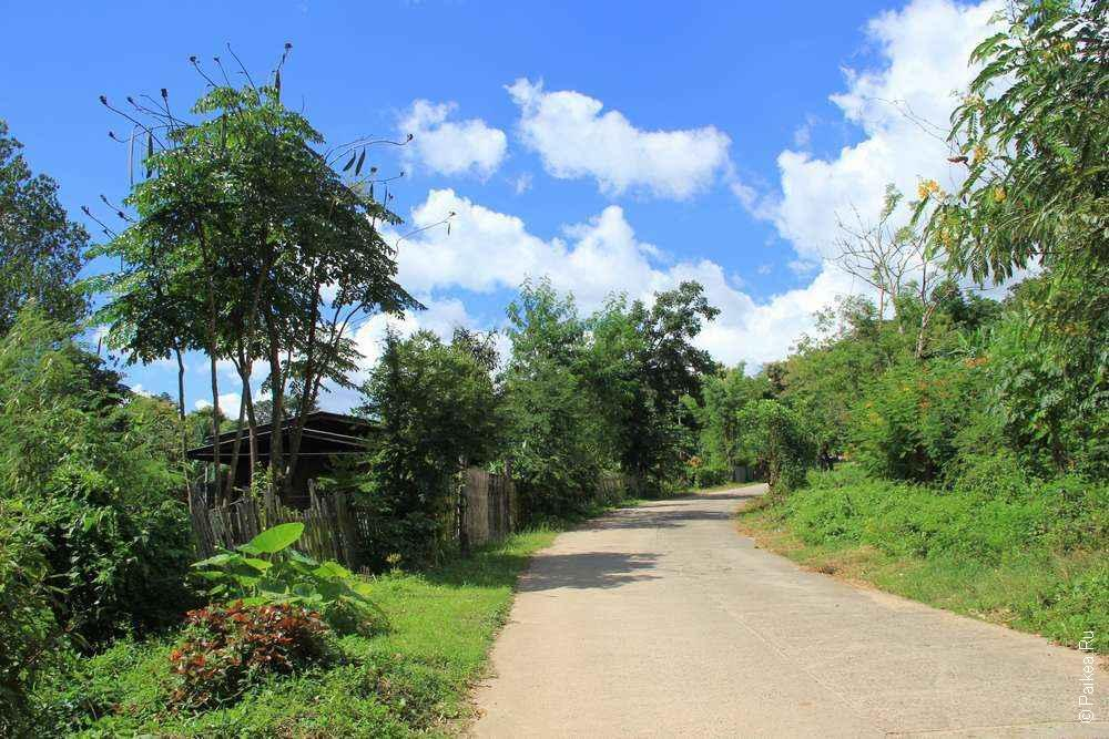 Объездная дорога в Мэ Хи