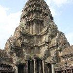 Города кхмерской империи