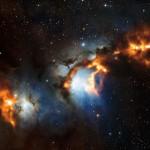 Туманность Ориона. Место, где рождаются звезды и на чьи три яркие звезды ориентированы памятники архитектуры на всех континентах
