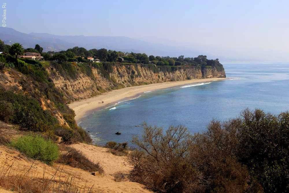 Пляж Пойнт-Дюм, Лос-Анджелес, Калифорния, США