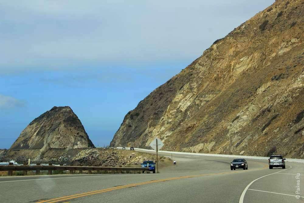 Дорога в Санта-Барбару