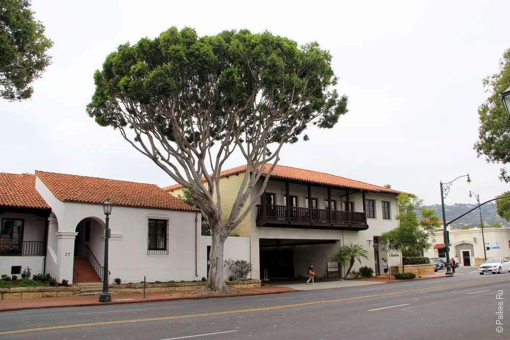 Санта-барбара улица