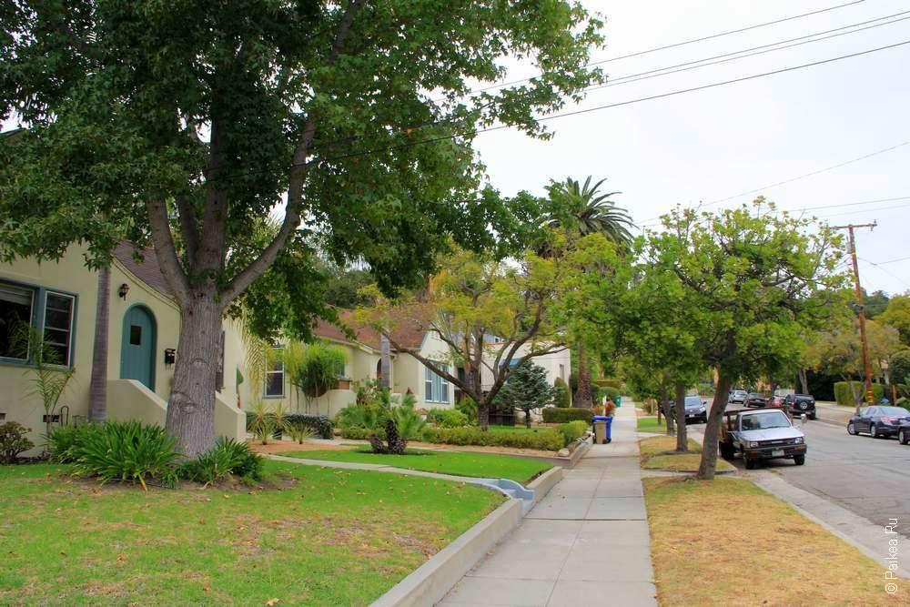 Улица Санта-Барбары