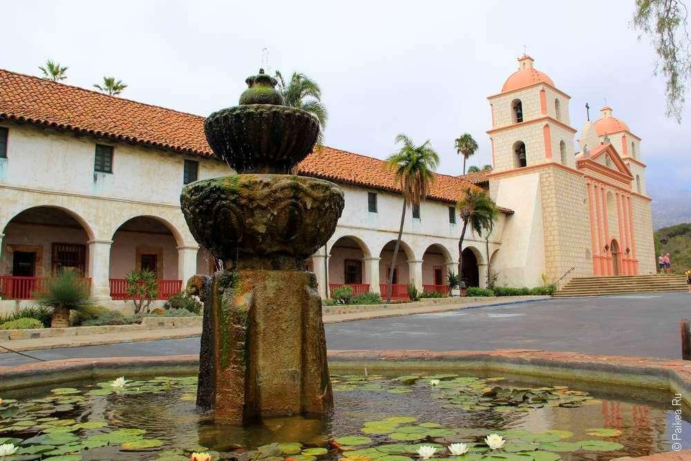 Санта-Барбара арки