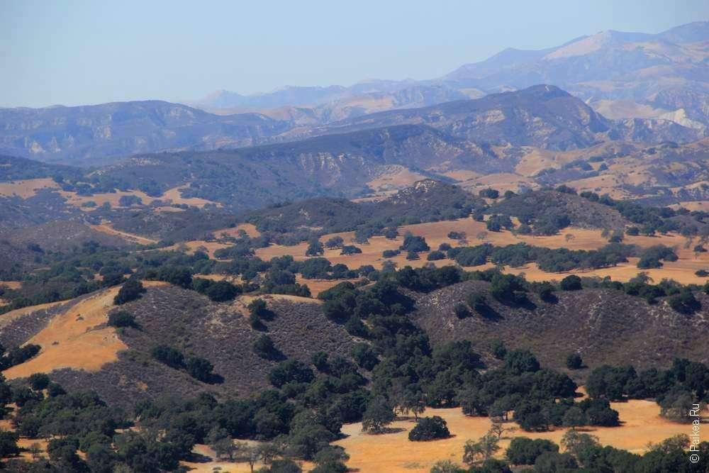 Долина Санта-Инес