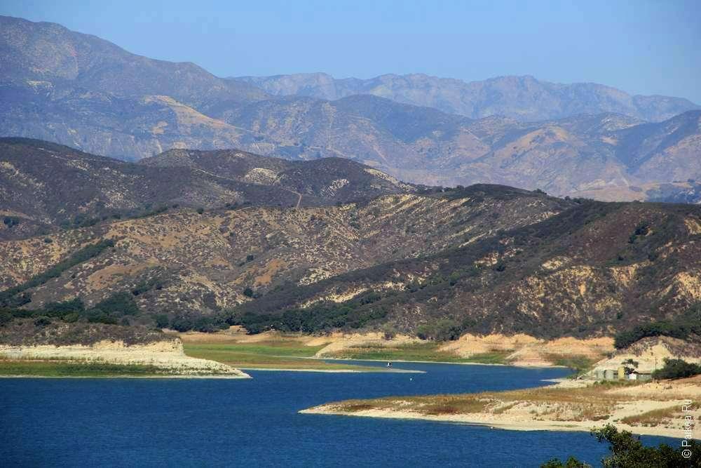 Озеро или резервуар Качума