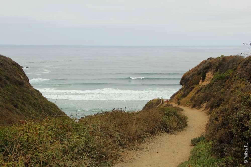 Тропа к океану