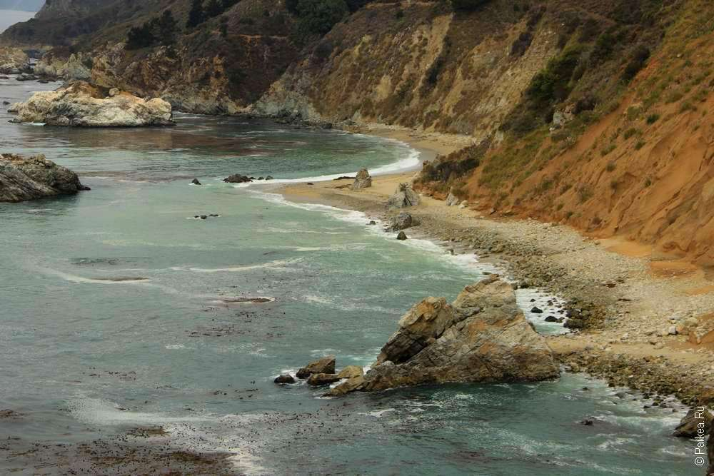Скалистая береговая линия