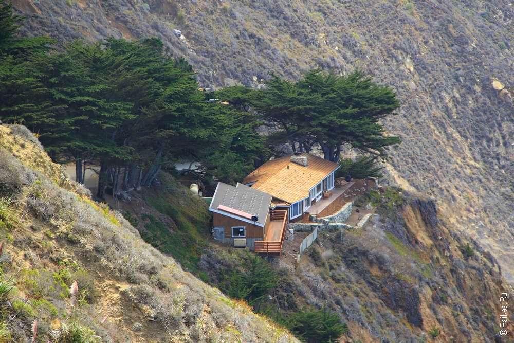 Дом на скале
