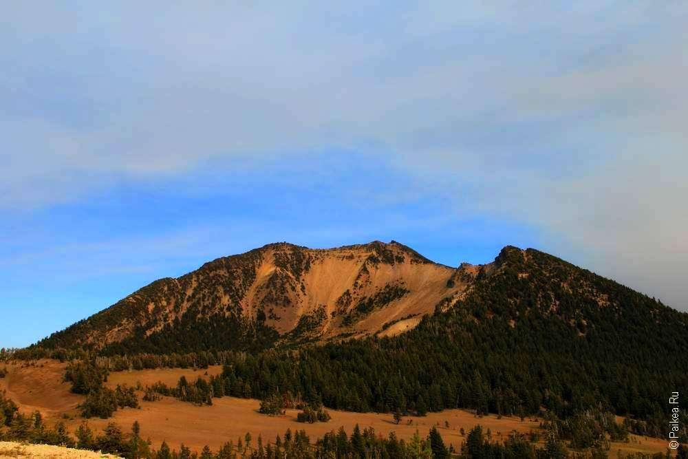 Гора Скотт в Орегоне