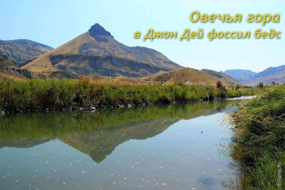 Джон Дей фоссил бедс — Овечья гора и американское ранчо
