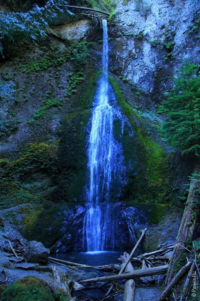 Водопад Меример