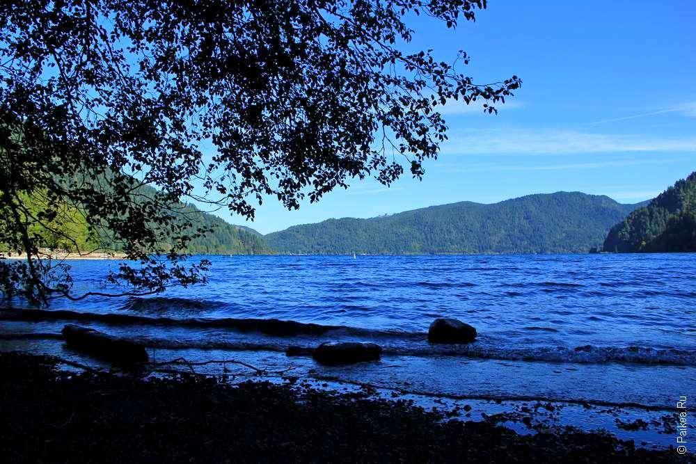 Озеро Полумесяца
