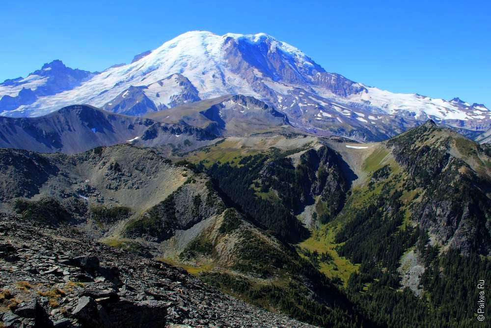 самый опасный вулкан в америке